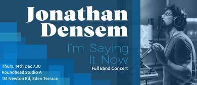 Jonathan Densem Concert - Auckland