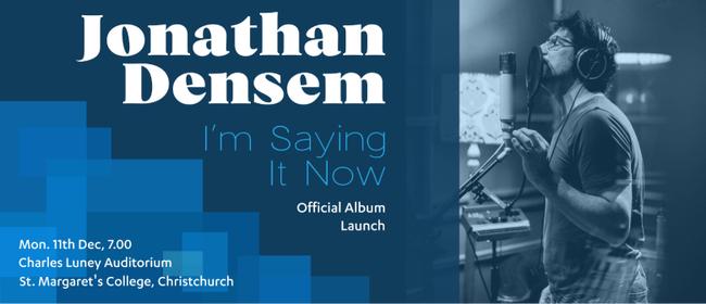 Jonathan Densem - Concert and Album Launch