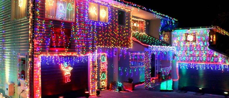 Torbay Christmas Lights Display for Starship