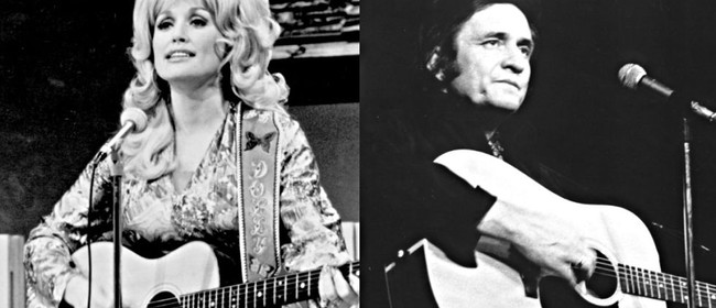 Johnny Cash, Kenny Rogers and Dolly Parton Tribute night