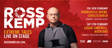 Ross Kemp - Extreme Tales Live On Stage