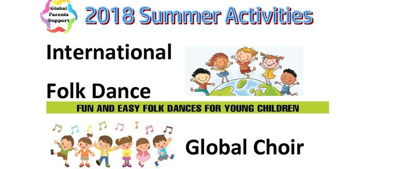 Global Choir Summer Class