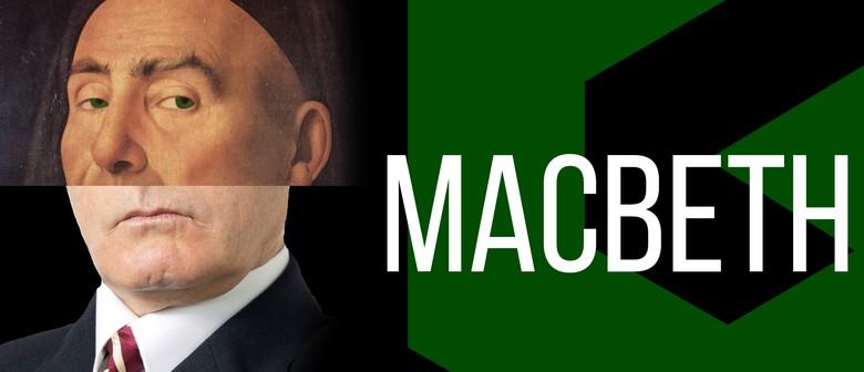 School Matinee - Macbeth