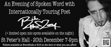An Evening of Spoken Word with RikTheMost