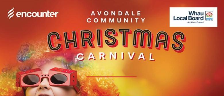 Avondale Community Christmas Carnival