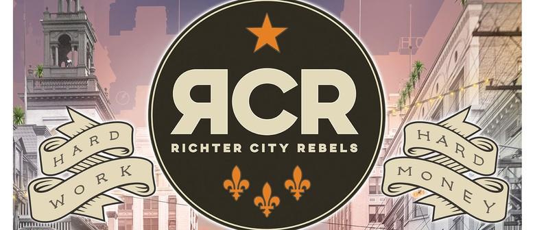 Richter City Rebels - Hard Work Hard Money Release Show