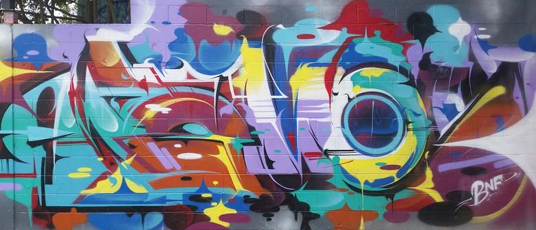 Forum, A Celebration of Graffiti Writing: Words for Avondale