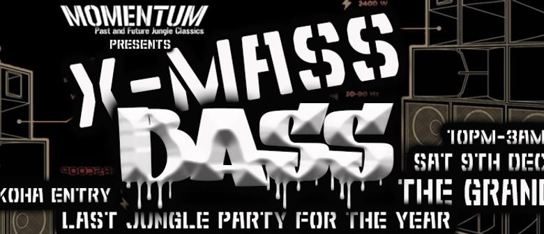 Xmass Bass - Oldskool Jungle