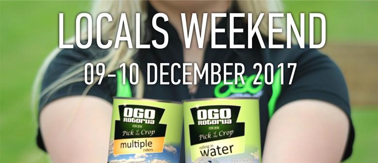OGO Rotorua Annual Locals Weekend