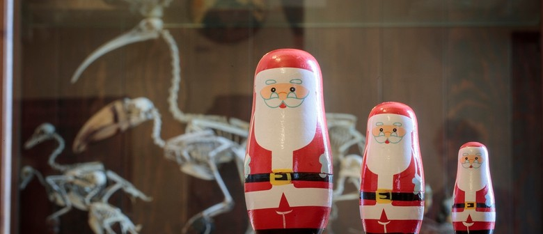 The Great Museum Santa Search