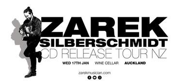 Zarek Silberschmidt & Cricket Farm CD Release Show