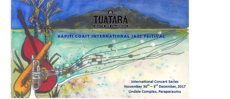 Kapiti International Jazz Festival 2017
