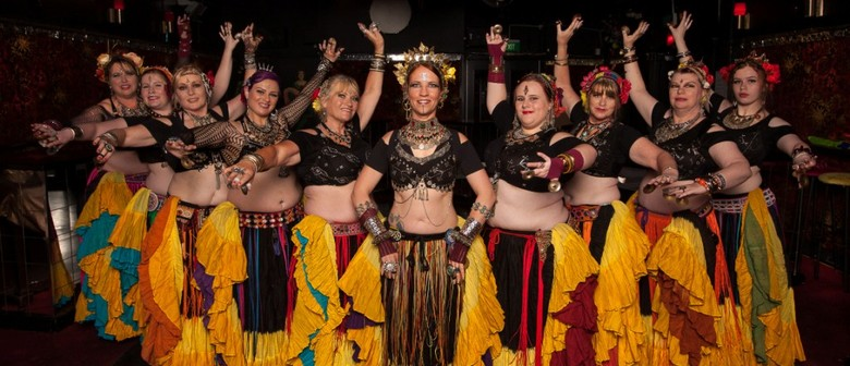 Open Night 2018 - TribalDiva Belly Dance Company