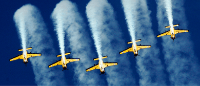Brebner Print Memorial Flying Displays - ADF18
