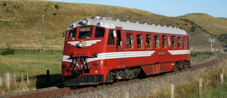 Ride the Railcar to Art Deco - ADF18