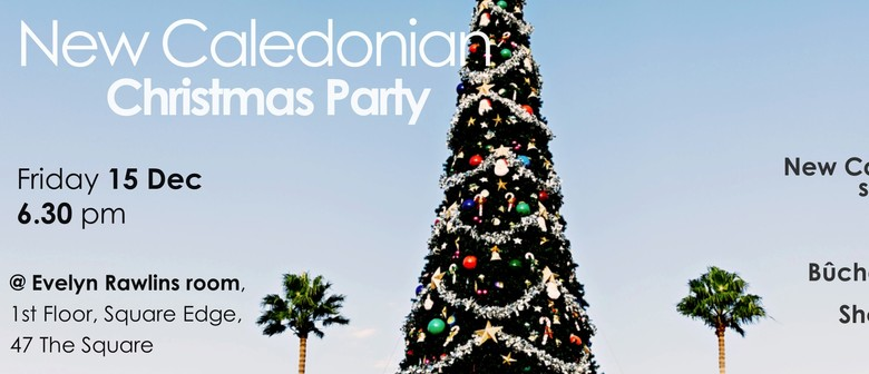 Caledonian Christmas Party