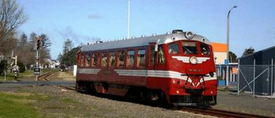 Railcar - Sunday to Otane Market - ADF18