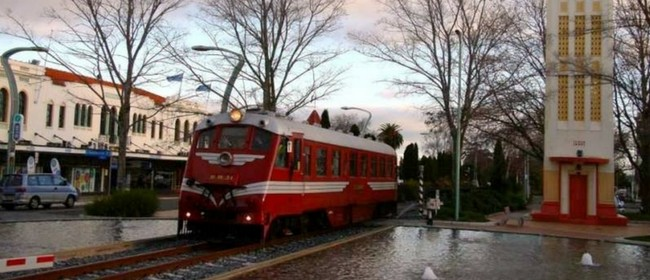 Railcar Shuttle and Guided Walk of Hastings CBD - ASF18