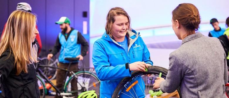 Learn Bike Skills free at Halsey Wharf