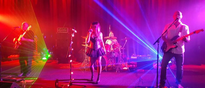 Greytown Top Pub Xmas Party with Rock Machine