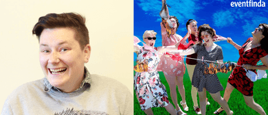Preview Comedy Season: Ray Shipley and Peppered Unicorn
