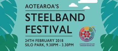 Aotearoa's Steelband Festival