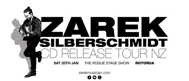 Zarek Silberschmidt CD Release with Rhode Workz
