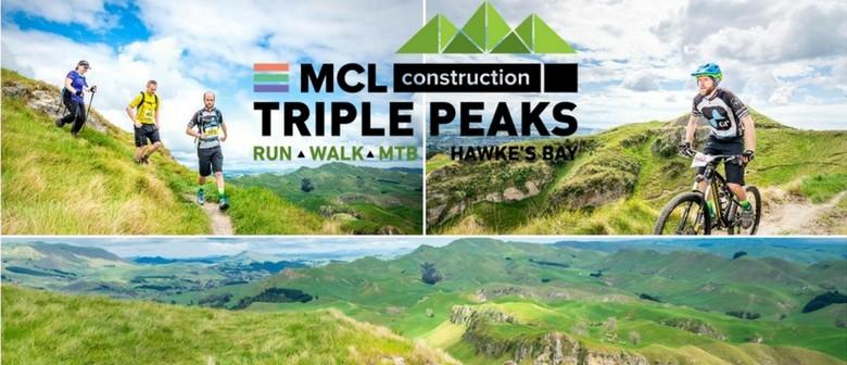 MCL Construction Triple Peaks 2018