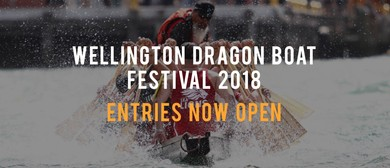 Wellington Dragon Boat Festival