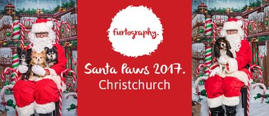 Santa Paws – Pet Photos With Santa