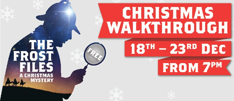 Christmas Walkthrough: The Frost Files: A Christmas Mystery