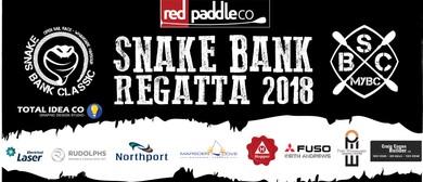 Red Paddle Co Snake Bank Regatta 2018