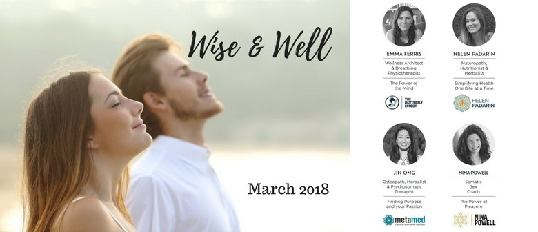 Wise & Well Tickets