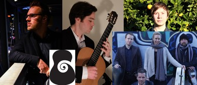 TCGSS Lunchtime Concert Series