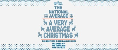 A Very Average Christmas - The National Average