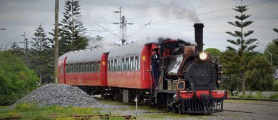 Sunday Steamers - Train Trips: CANCELLED