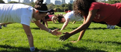 Snap Fitness Summer Bootcamp