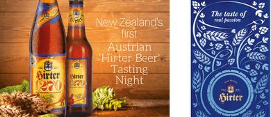 Austrian Beer Tasting Event