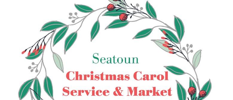 Christmas Carol Service & Market