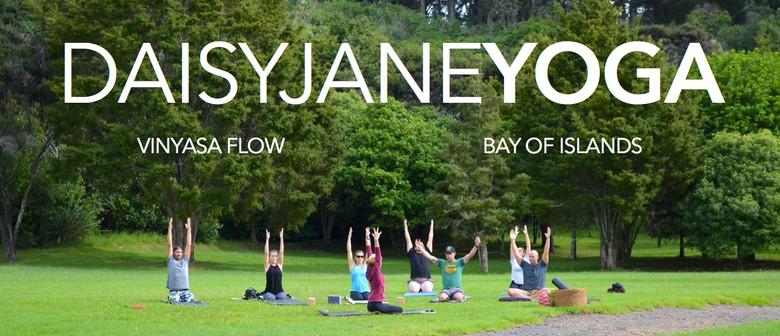 Vinyasa Flow Yoga - Open Level Class - Paihia - Eventfinda