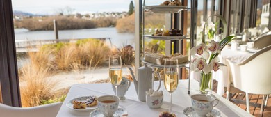 Vintage High Tea With a View