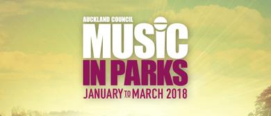 Brass At the Falls: Royal New Zealand Air Force Band