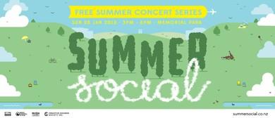 Summer Social 2018