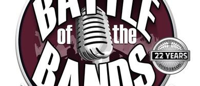 Battle of The Bands 2017 National Championship - NZ Final 1
