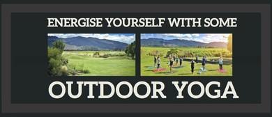 Sunday Outdoor Yoga