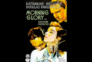 Globe Movie- Morning Glory (1933) - ADF18