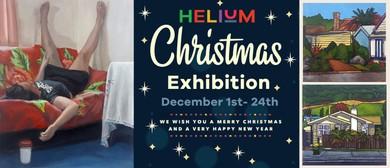 Helium Christmas Exhibition