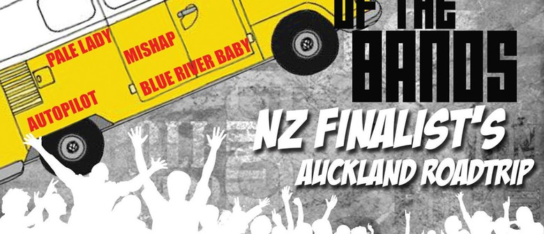 Four Awesome WGTN Bands with a National Final