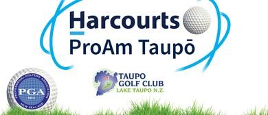 Harcourts Pro Am Taupo