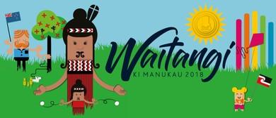 Waitangi ki Manukau 2018